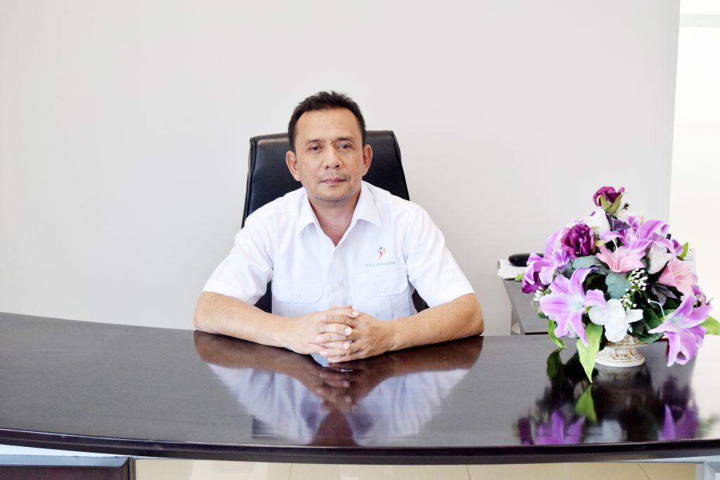 dr. Abdi Setia Putra, MARS