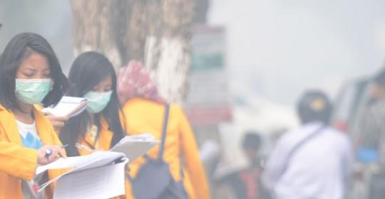 Kabut Asap Tidak Menyebabkan Kanker
