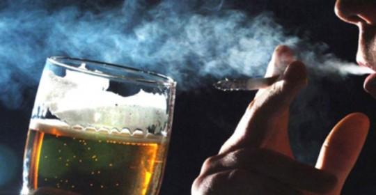 Rokok dan Minuman Beralkhohol Indikasi Penyebab Kanker Nasofaring