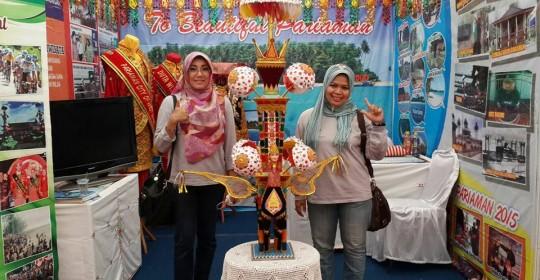 Mari Kunjungi Stand SPH di FESTIVAL TABUIK dan EXPO 2015 di Kota Pariaman
