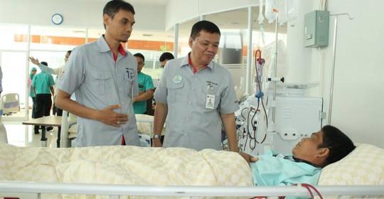 Semen Padang Hospital Resmikan Unit Hemodialisa Baru
