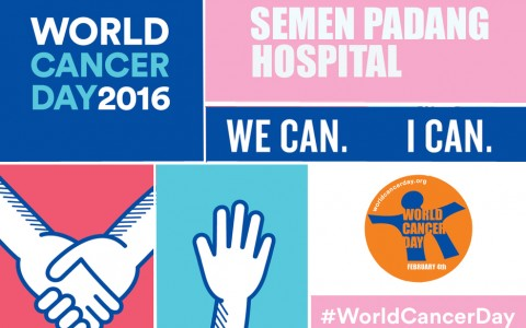 We Can I Can, World Cancer Day 2016