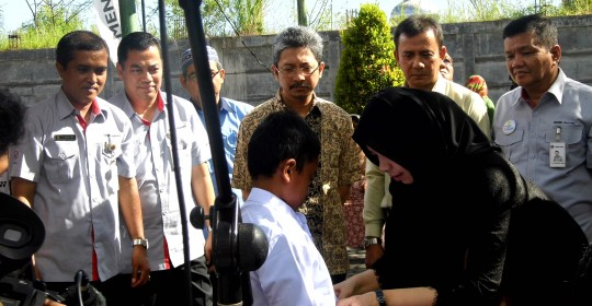 325 Anak di Kota Padang Ikuti Khitanan Massal Yang Di Selenggarakan oleh Semen Padang