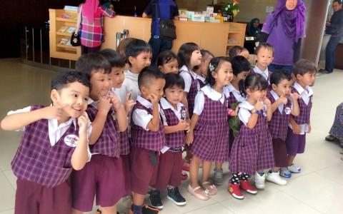 Hospital Tour Right Star School ke SPH