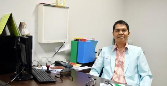 dr. Masrul, Sp.P (K)