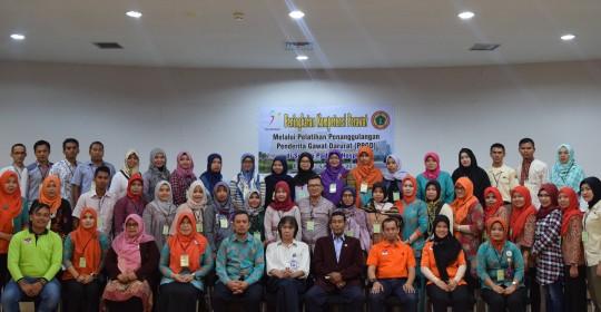 Pelatihan PPGD Tingkatkan Kemampuan Tenaga Medis