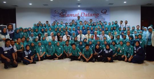 Semen Padang Hospital Proses Akresitasi KARS