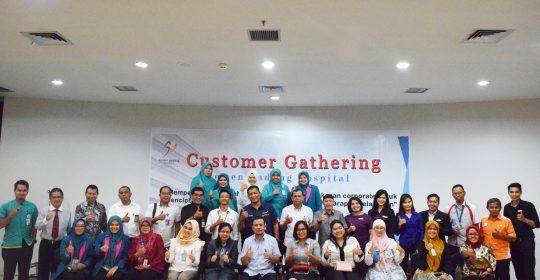 Customer Ghatering SPH dengan Relasi & Rekanan Ciptakan Pelayanan Berkualitas