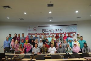 Semen Padang Hospital Melaksanakan Pelatihan SISMADAK