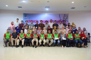 Semen Padang Hospital kembali mengadakan pelatihan ATLS (Advanced Trauma Life Support)