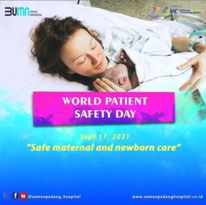 World Patient Safety Day 2021