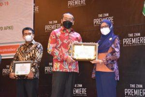 SPH Raih Penghargaan Program Pencegahan dan Penanggulangan Covid-19 di Tempat Kerja dari Menteri Ketenagakerjaan RI